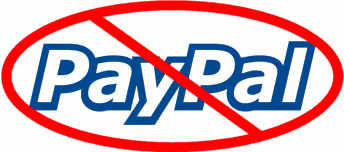 No Paypal in pakistan