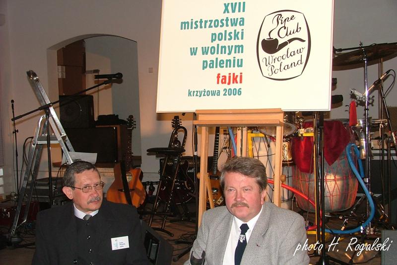 2006-05-07 XVII Mistrzostwa Polski w Krzyżowej koło Wrocławia