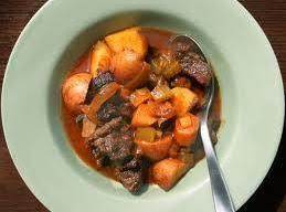 Bear Stew Recipe