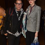 OIC - ENTSIMAGES.COM - Joe Alvarez at the   Nina Naustdal - catwalk show  as Oslo born designer exhibits her aw 2015 couture - ss 2016 and childrens wear collections in collaboration with MTV Staying Alive Foundation in London 27th September 2015 Photo Mobis Photos/OIC 0203 174 1069