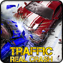 Real Racer Crash Traffic 3D icon