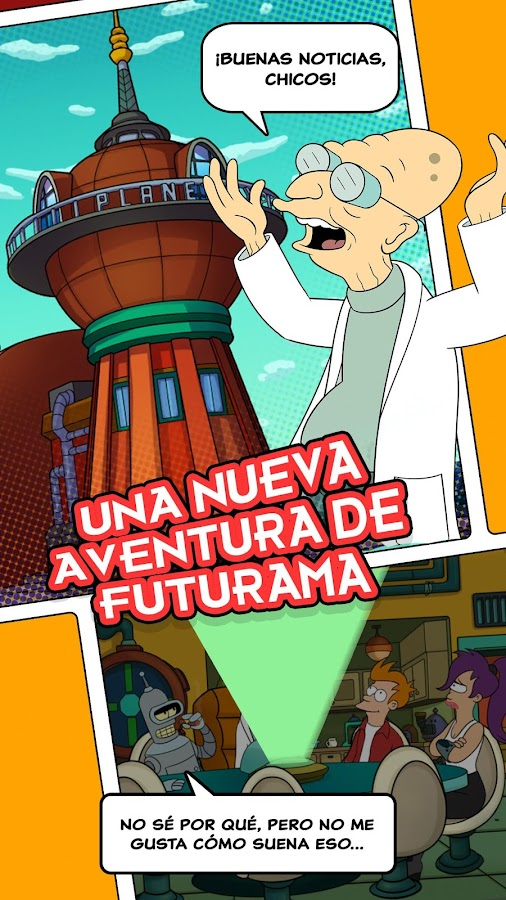 Futurama: Game of Drones MOD APK