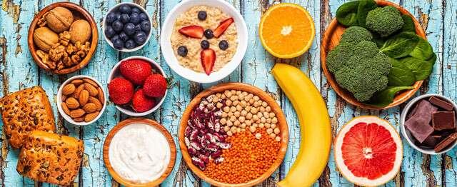 سعيد الأطعمة الهرمونات