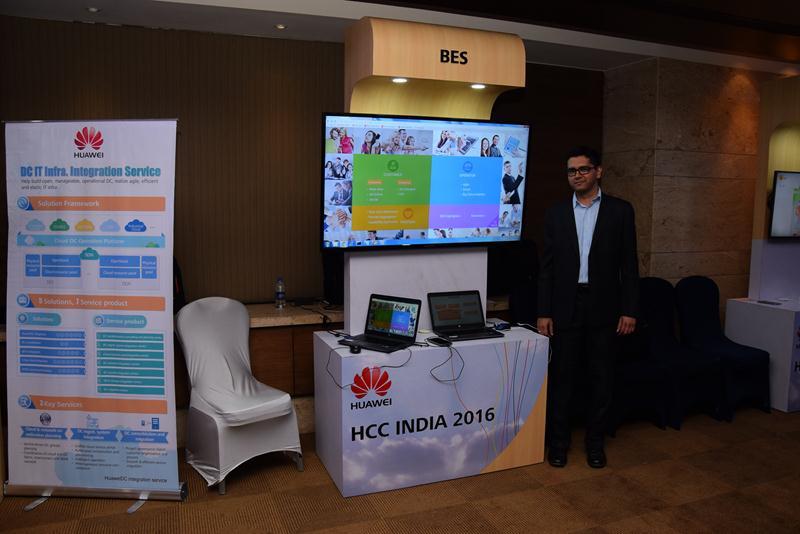 Huawei Cloud Congress India 2016 - 7