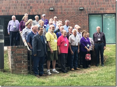 Class of 67 at 50 year reunion