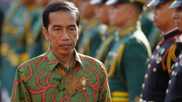 Indonesian President Joko Widodo. Photo: Bullit Marquez / The Sydney Morning Herald