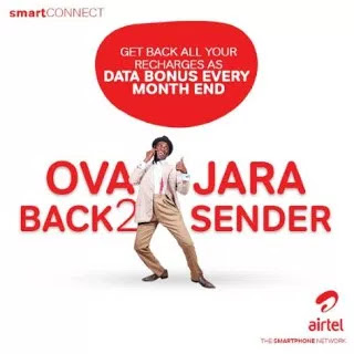 Airtel SmartConnect 4.0 OverJara Reloaded, Bonuses Explained