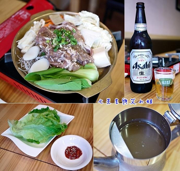 7 銅盤烤肉&啤酒&高湯
