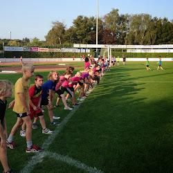 2014 09 16 - proeflessen Zottegem Atletiek
