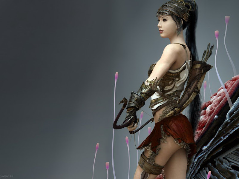 Archer Girl, Warriors