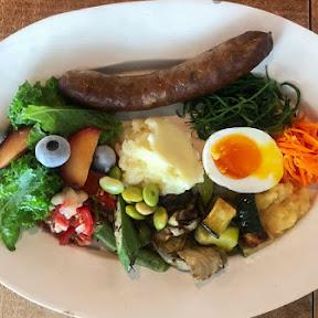 【自然グルメ】祖師ヶ谷大蔵の隠れ家カフェ! こだわり野菜の自然食を堪能「ごはん屋ヒバリ」
