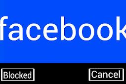 Kabar Facebook Akan Di block Dari Indonesia