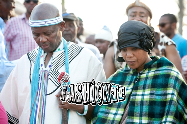 Get The Fabulously Chic Look With Traditional Xhosa