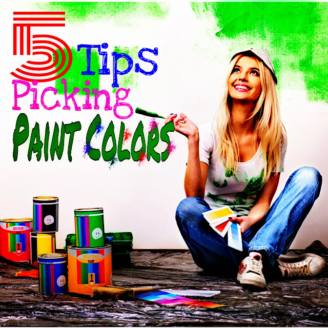 5 Tips Pintar Memilih Warna Cat Dinding