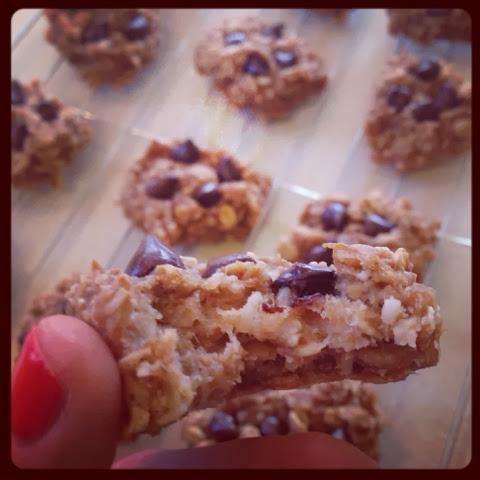 makes 18-20 cookies
