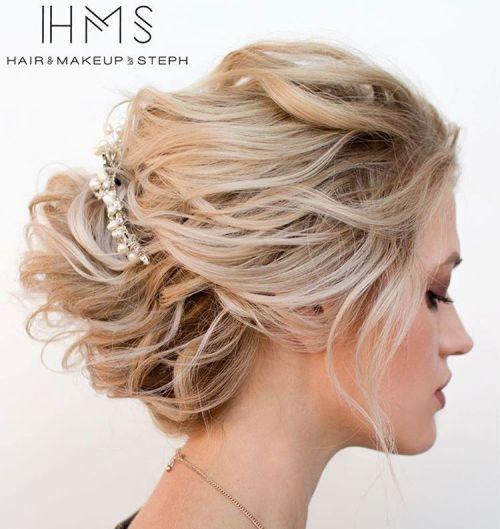 Top 20 Wedding Hairstyles 2019 9