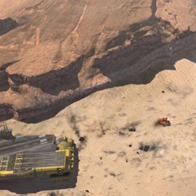 Haben Sie schon… Homeworld: Deserts of Kharak gespielt?