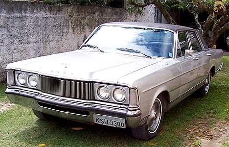Ford Landau 1976, primeiro ano do