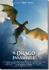 Il Drago Invisibile - Film fantasy 2016 - poster