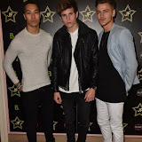 OIC - ENTSIMAGES.COM - Franklin Lake Boy Band at the  Sicario - JF London shoe launch  in London 21st September 2015 Photo Mobis Photos/OIC 0203 174 1069