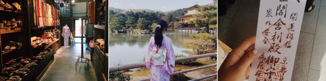 kyoto, japan, kimono, travel, asia, fashion, asian, autumn, fall, japanese, kawaii, style, sushi