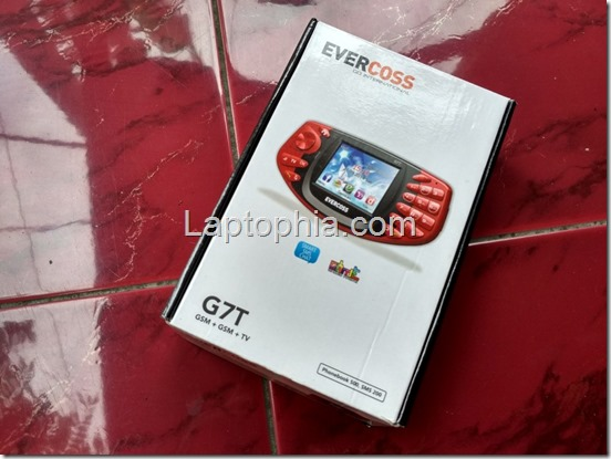 Unboxing Evercoss G7T Ponsel Gaming Ala N-Gage