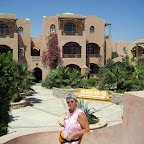 Sultan Bey hotel building (El Gouna)