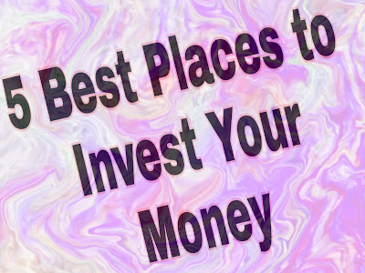 Best way to invest your Money