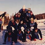 UBC Ski Team - 1980s