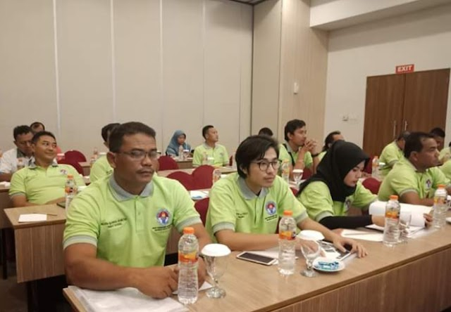 Tingkatkan Kapasitas Pelatih, NPC Kalsel Utus Sumansyah