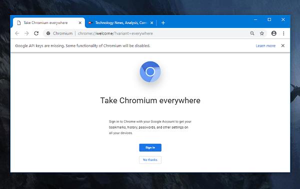 Chromium Full İndir! 2021 Güncel!