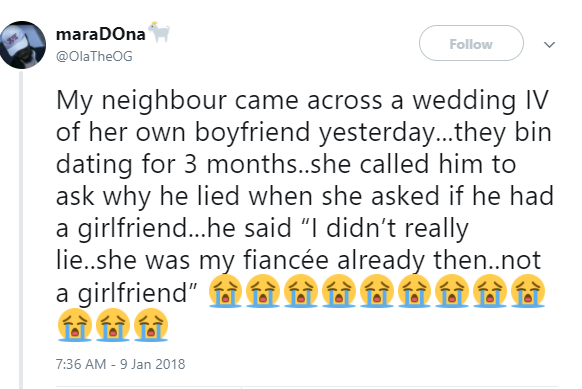 She Finds Out That Her Boyfriend Is A Gay