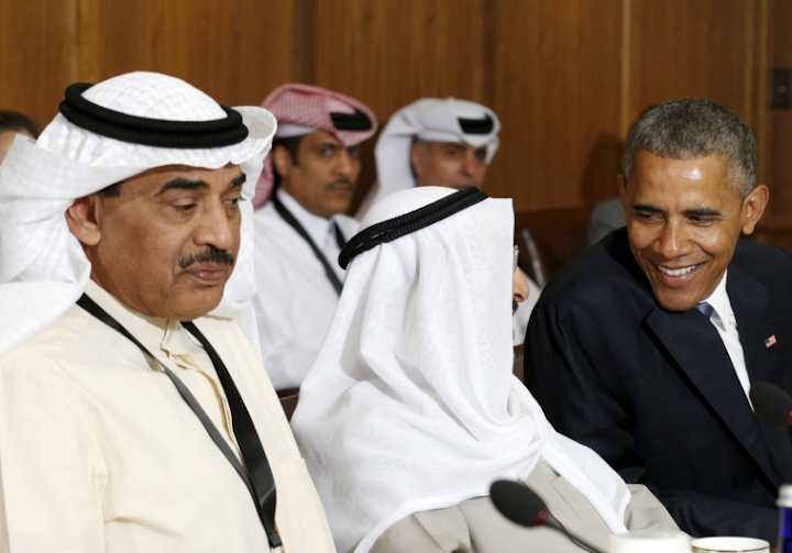 Arab leaders blow off President Obama