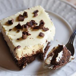 Brownie Cheesecake - Trim Healthy Mama.