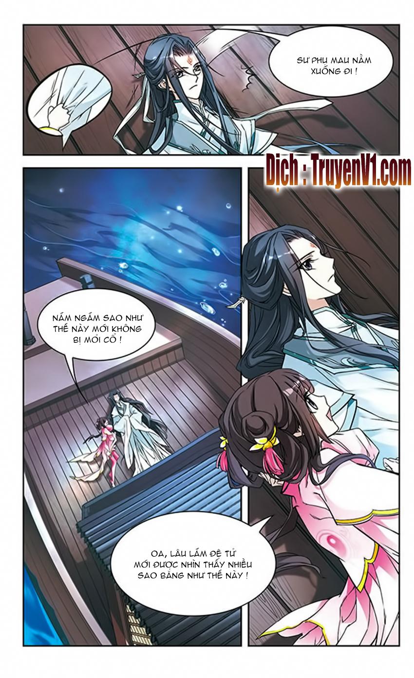 Hoa Thiên Cốt Chap 109 - Trang 8