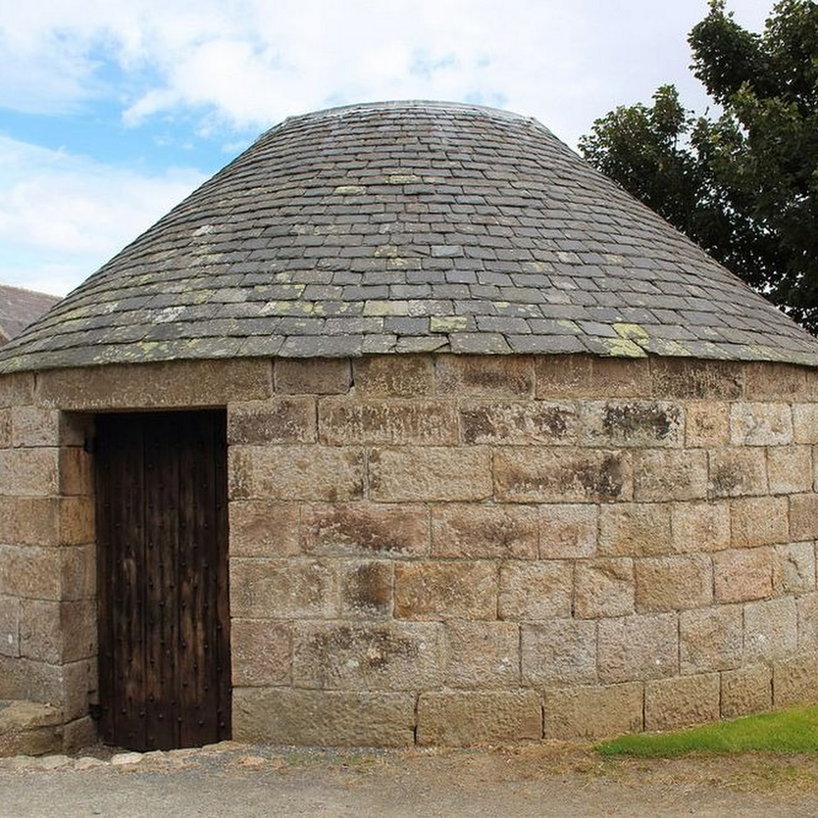 The Udny Mort House