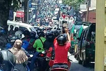 Titik Penyekatan Mudik 2021 Bandung Barat hingga Bandung Kota