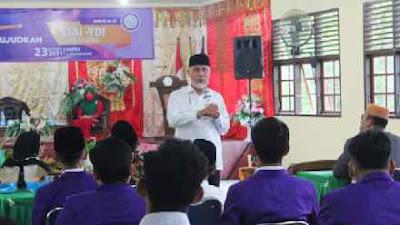 Gubernur: Mahasiswa STAI-YDI Punya Modal Wujudkan Sumbar Madani