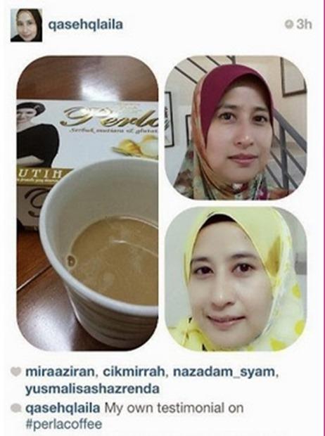 testimonial perla coffee
