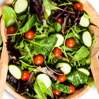 Skinny Turkey BLT Salad