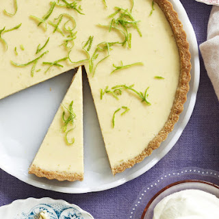 Sweet Lime Pie.