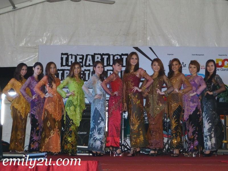 Preview: Miss Perak Kebaya 2012 Finals