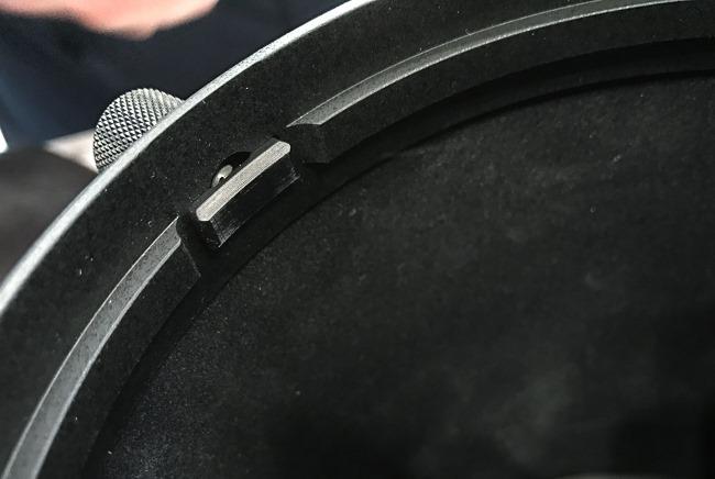 Sigma 500mm carbon fibre hood lock