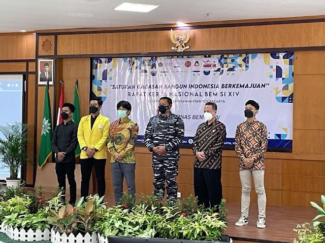 Kasal Ajak Generasi Muda Majukan Indonesia Melalui Semangat Gotong Royong