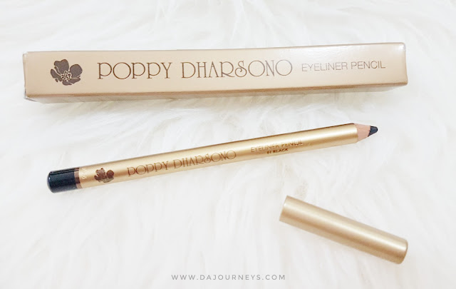[Review] Poppy Dharsono Eye Makeup - Eyeliner
