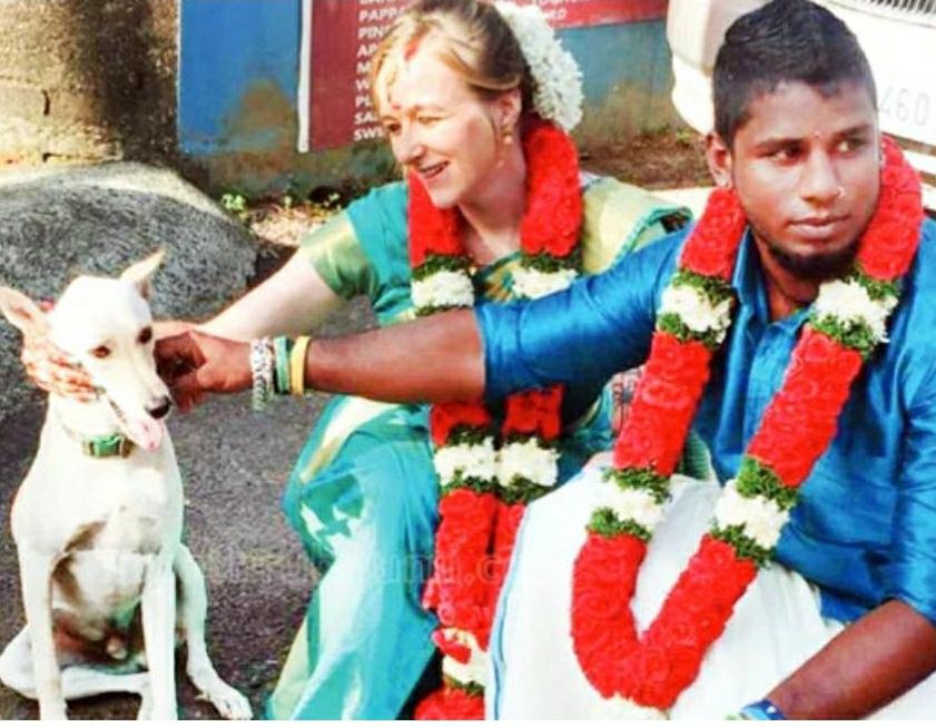 ಕೇರಳ: ಹಳ್ಳಿ ಹುಡುಗ- ಇಂಗ್ಲಿಷ್ ಲೇಡಿ ಇದೊಂದು Special Love Story