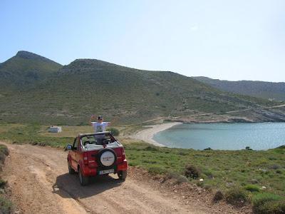 Spiagga di Plakoto