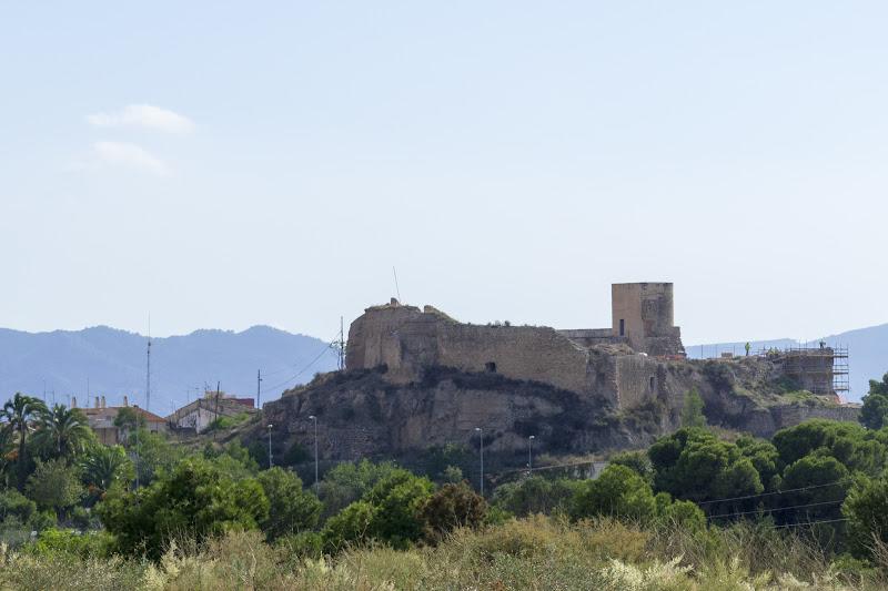 Castillo de Elda, alicante