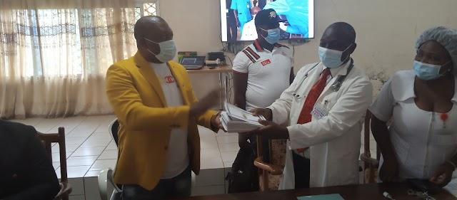 Bamenda II Council supports 64 patients at Bamenda Regional hospital