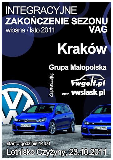 Audi A6 A7 Klub Polska Zakończenie Sezonu Vag Krak 243 W 2011